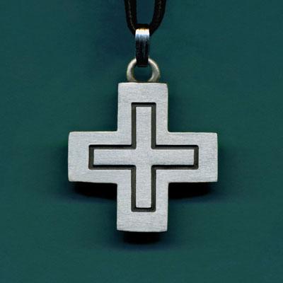 Bordered Cross