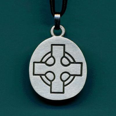 Pewter Celtic Pendant